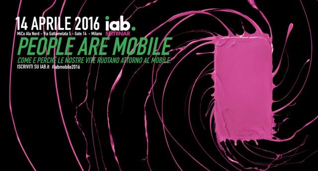 L'agenda di People Are Mobile è ricca di ospiti e novità: scoprila insieme a noi!