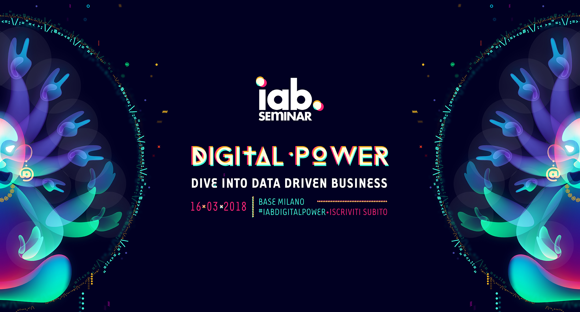 IAB Seminar Digital Power: è online l'agenda dell'evento!