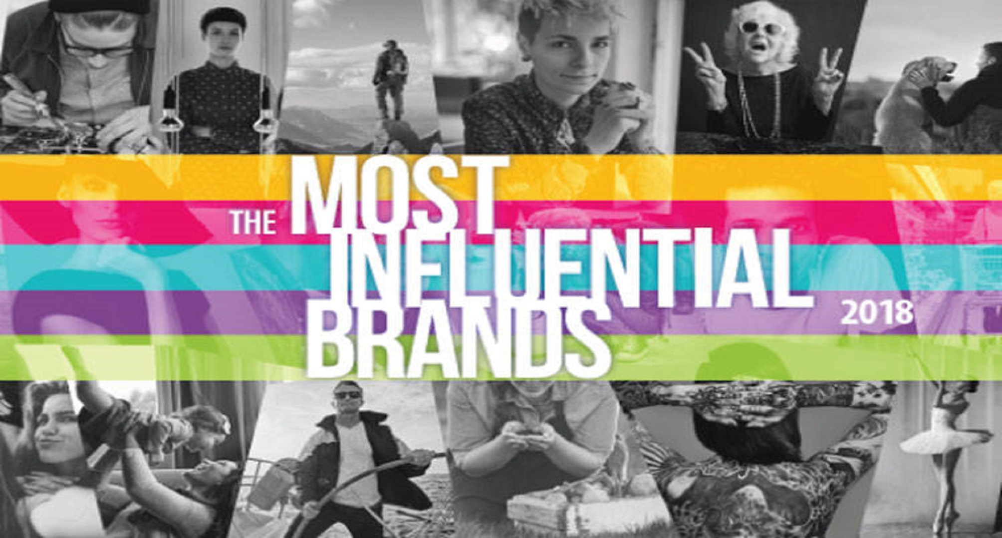 The Most Influential Brands 2018