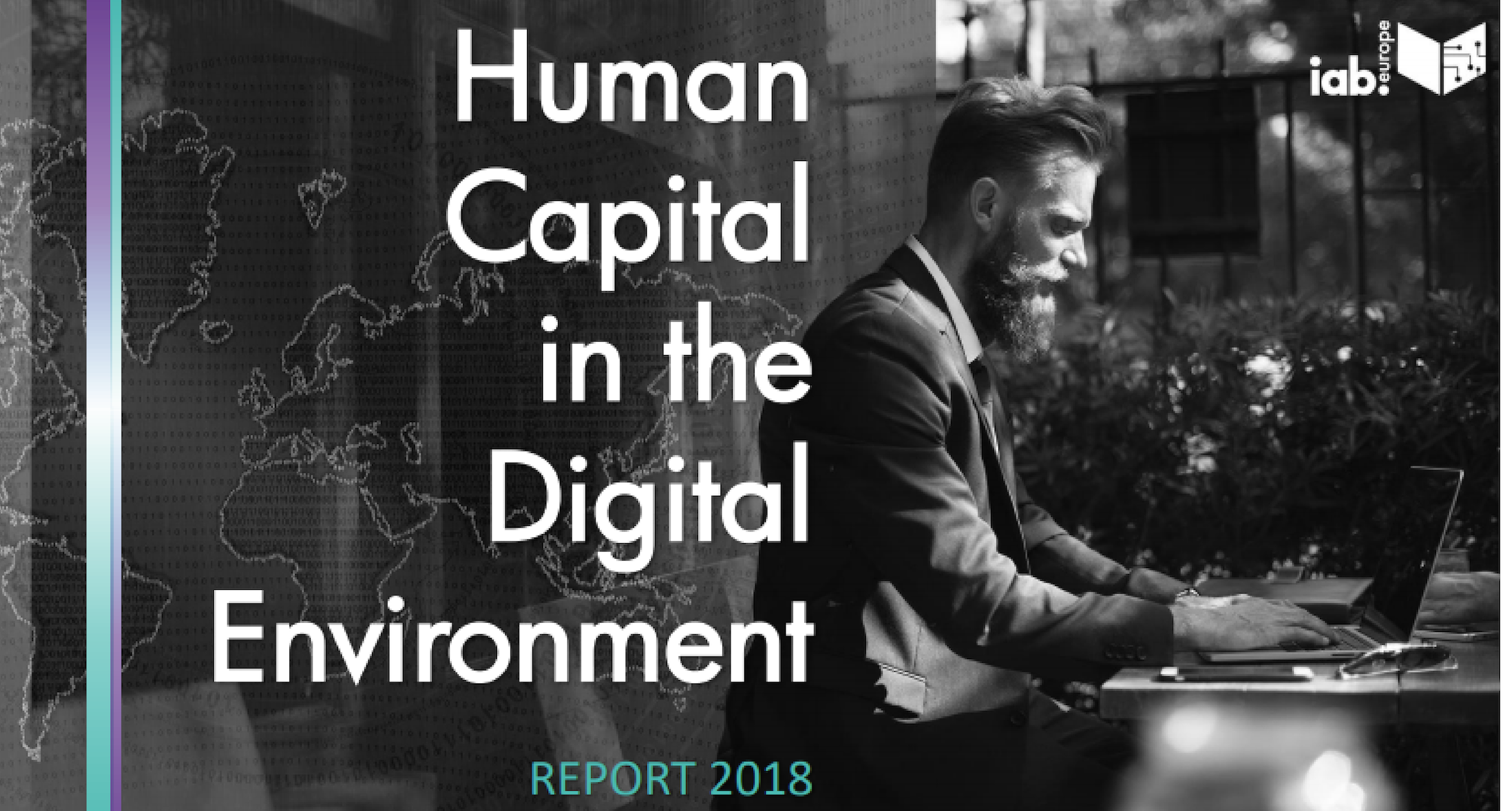 "IAB Europe pubblica lo studio ""Human Capital in the Digital Environment"""