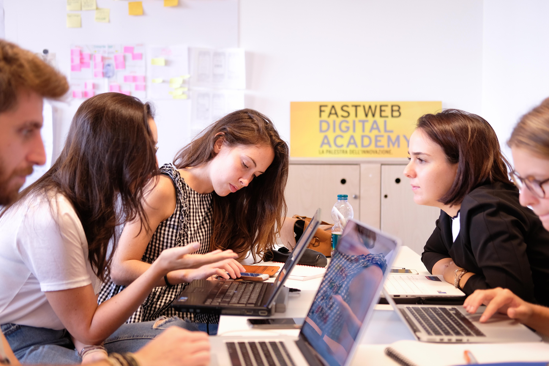 Scopri i corsi della Fastweb Digital Academy 2019