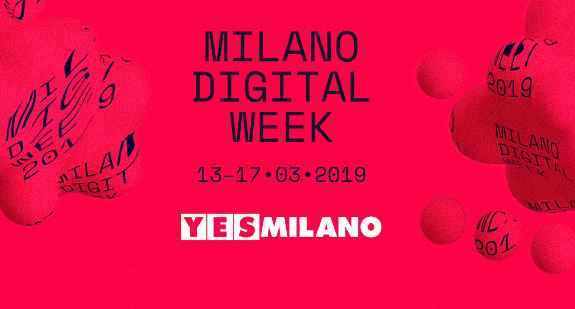 Online il programma degli oltre 500 eventi della Milano Digital Week: IAB Italia in prima linea con 3 appuntamenti