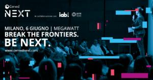 4a5ac390f9 IAB Italia ha stretto una partnership con Cerved Next: la seconda edizione  dell'evento italiano dedicato alla Data-Driven Economy sarà organizzato da  Cerved ...