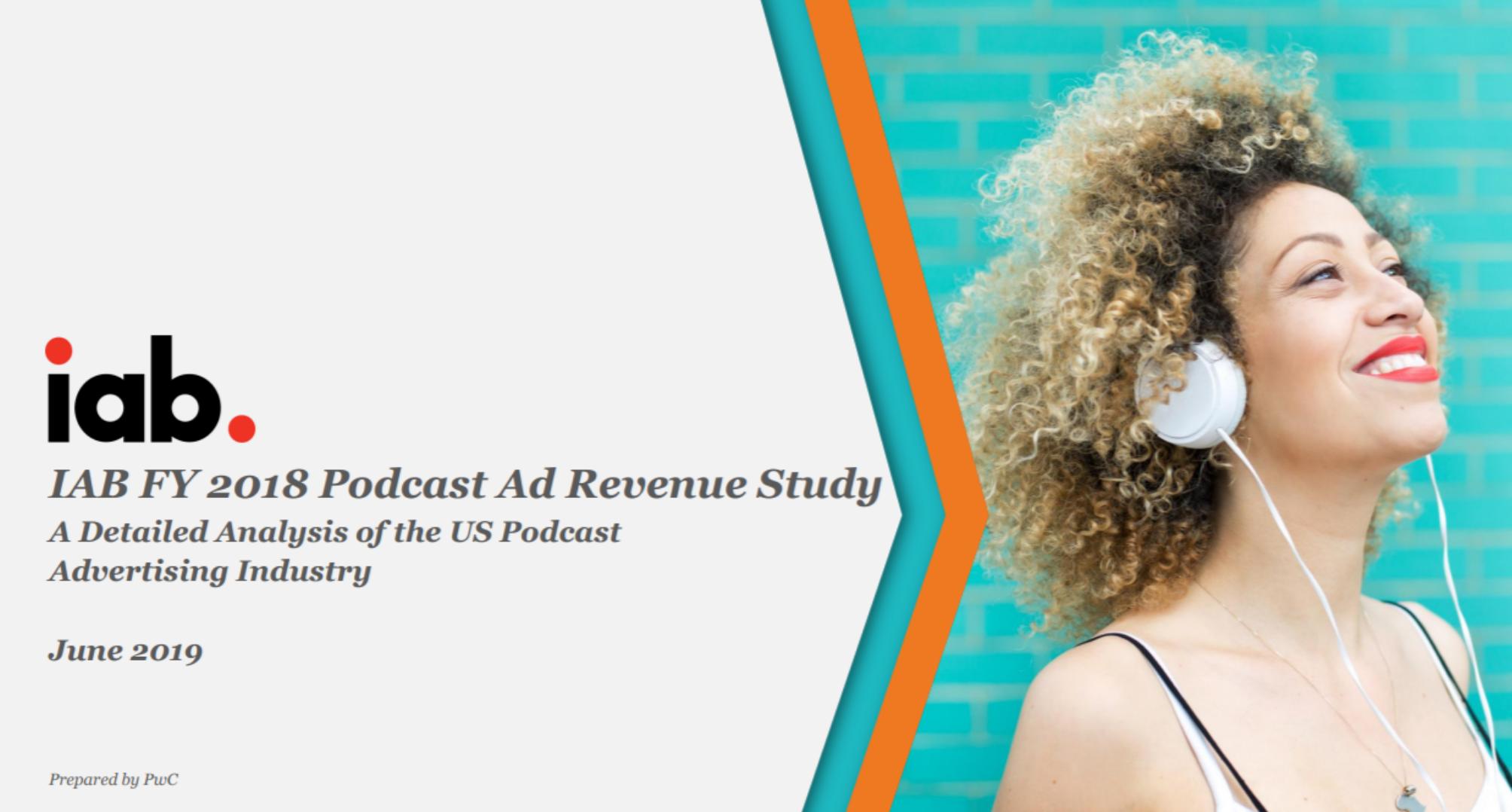 Quanto vale il Podcast per il mercato pubblicitario? IAB US pubblica il terzo Podcast Revenue Report