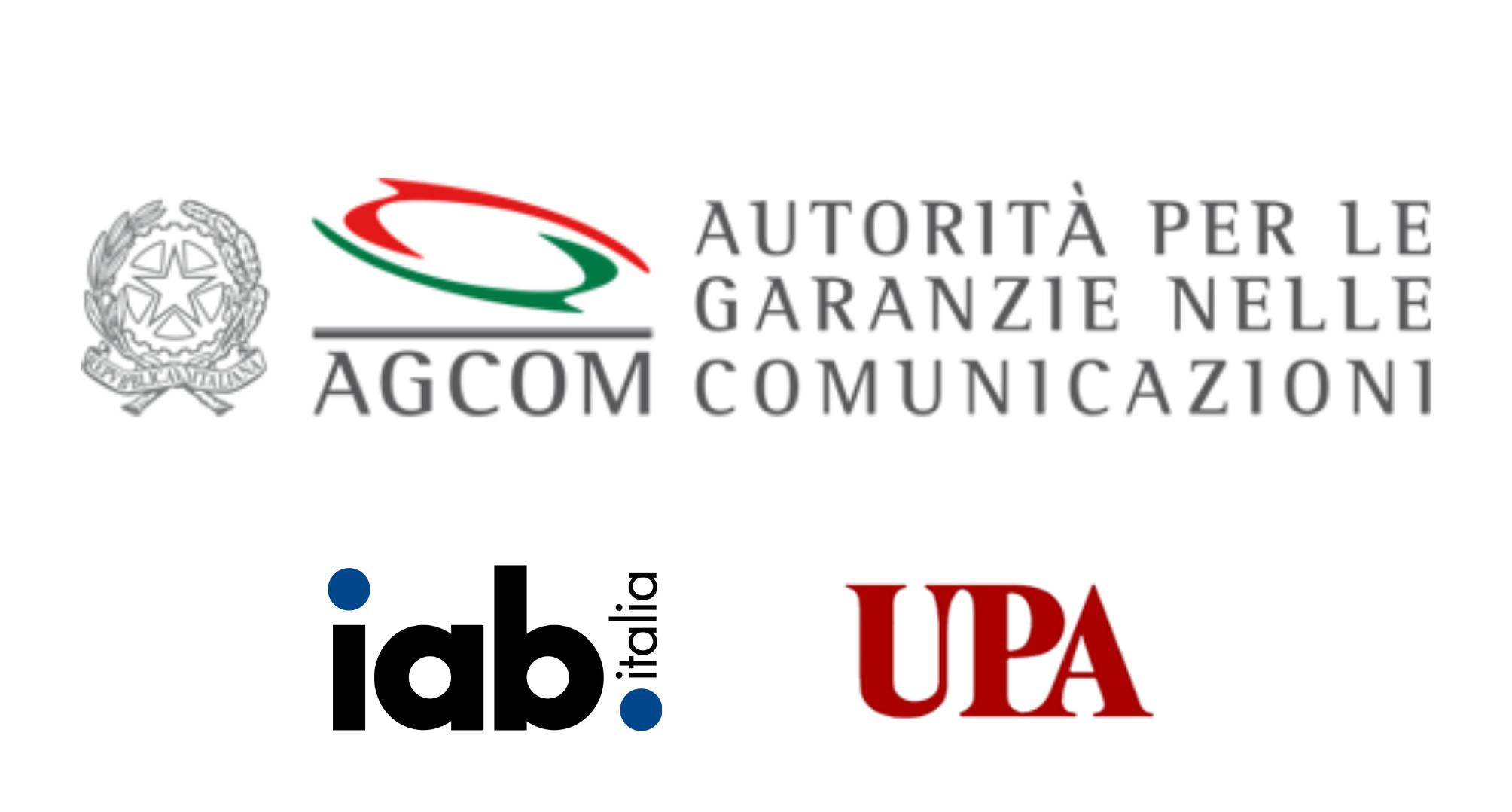 AGCOM, IAB Italia e UPA per un corretto monitoraggio della pubblicità online