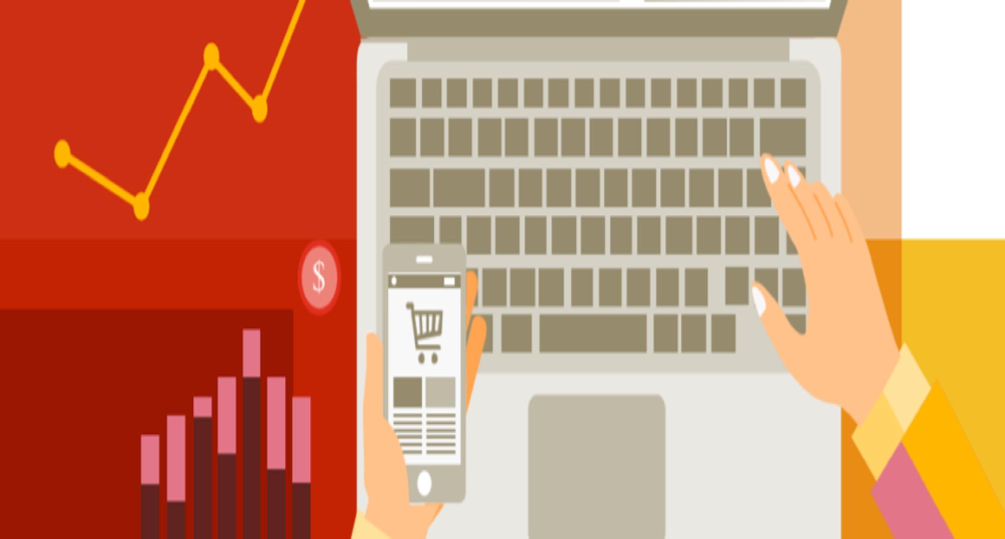 Mercato pubblicitario USA digital 2019: 54,9 miliardi di dollari nel primo semestre