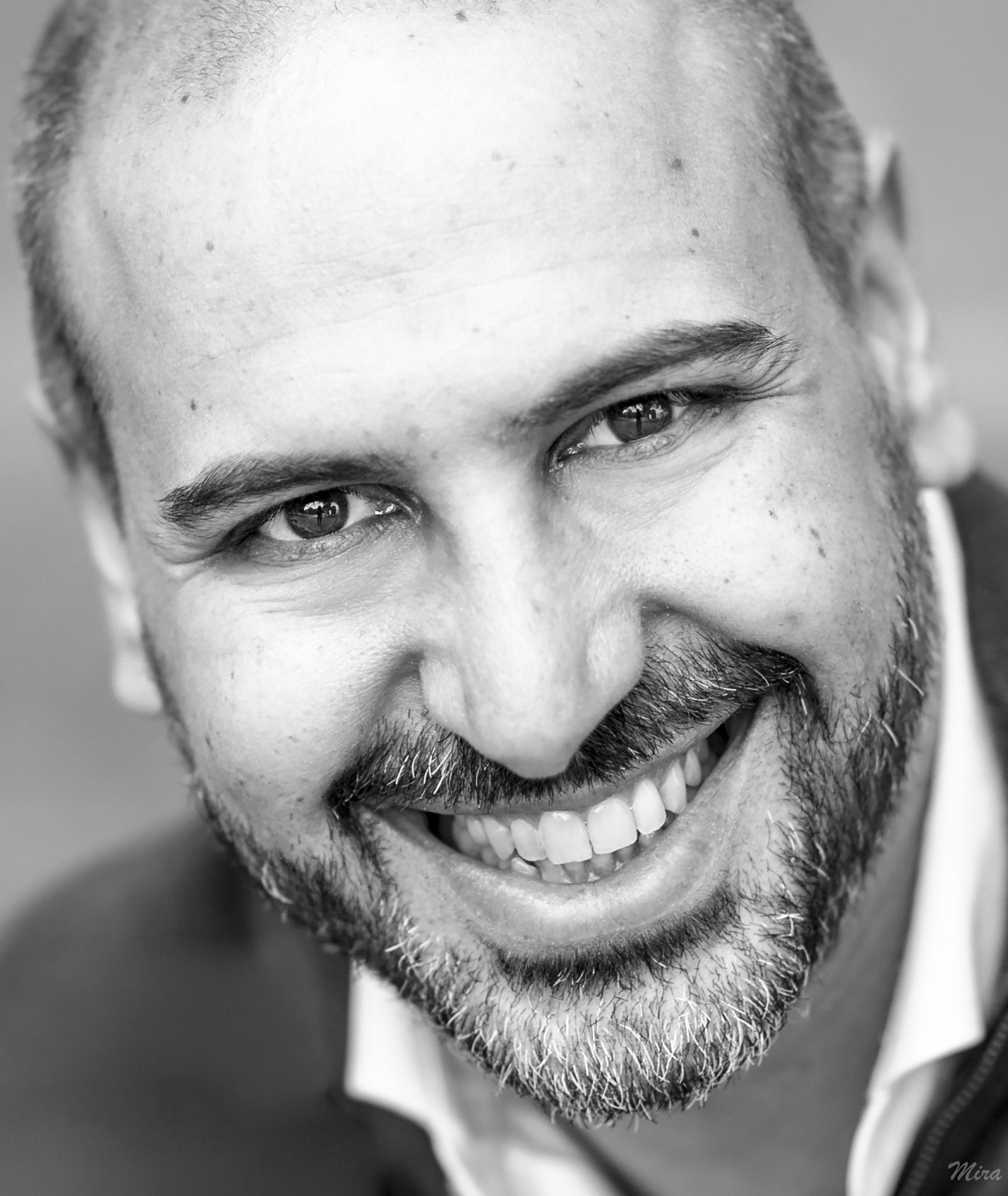 Giovanni Pola, CEO di Greatpixel