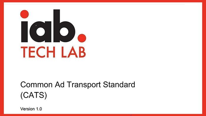 IAB Tech Lab pubblica il Common Ad Transport Standard, per la gestione delle richieste al di fuori dell'RTB